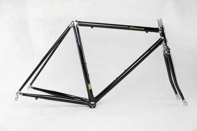 Online Shop Reynolds 525chrome-molybdenum steel frame 650C road bike ...