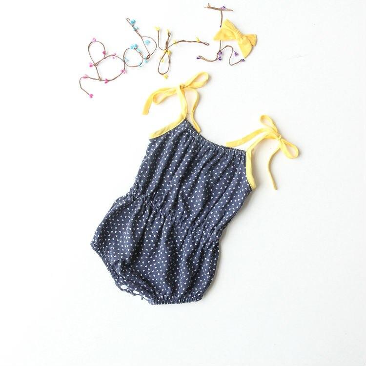 ②Los bebés de la manera sin mangas del algodón Del Mameluco Del ...