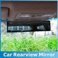 Coche retrovisor gran angular espejo grande perspectivas vision de coches glare mirror proof endoscopio superficie interior del coche accesorios