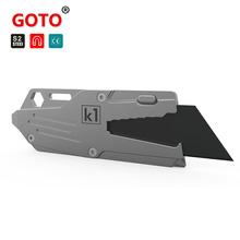 GOTO K1multifuction EDC tool lightweight  and chic ingeniours design screwdriver set