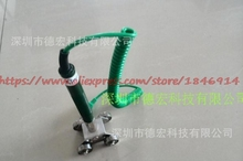 (A-1) surface temperature measuring stick, roller type probe NR-35A