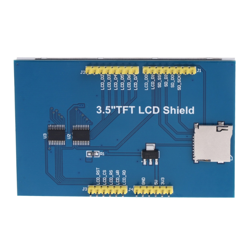 Industrial Electrical 3 5 inch 480 x320 TFT LCD Touch Panel