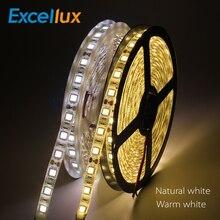 DC12V Neutral Weiß 4000 K LED streifen 60led/m, 5 mt/los flexible licht 5050 LED Streifen Licht IP20 IP65 Wasserdicht, Natur/Warmes weiß