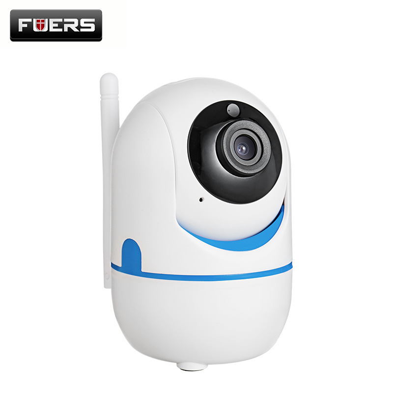 FUERS Wireless Indoor Mini Full HD Home Security Wifi 1080P IP Camera Wi-Fi Infrared Camera Baby Monitor Surveillance Camera fuers 4pcs 3 6mm 2mp 1080p full hd home security indoor wireless wifi surveillance ip camera baby monitor with night vision