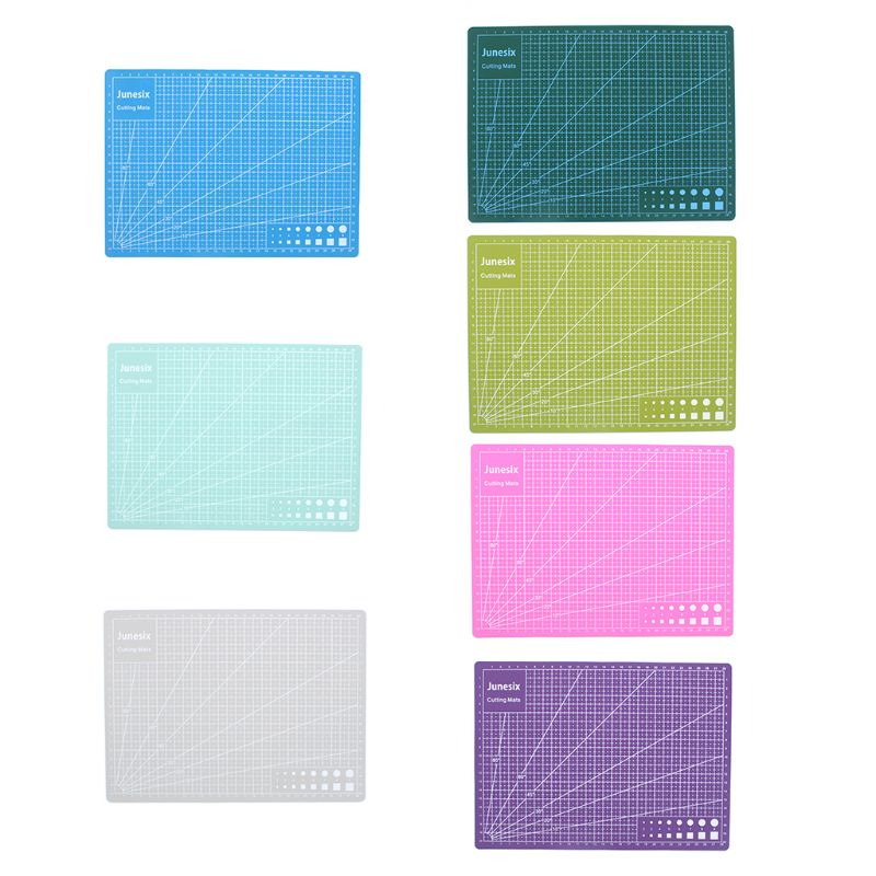 Multi-Purpose Model Cutting Pad Cutting Paper Cutting Board Rubber Stamp Engraving Mat Measuring Scale Board