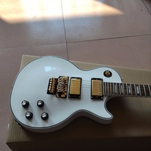 New Style handwork RELIC white electric guitar EMS free shipping