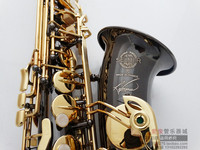 Free Shipping New Wholesale Henri Alto Saxophone R54 Instruments Reference 54 Bronze Black Nickel Gold Alto