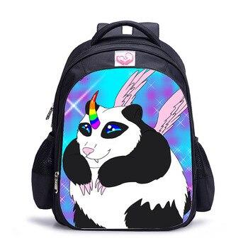 Unicorn Panda Children Backpack