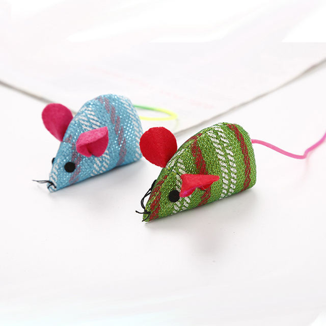 Catnip Mice Cats Toys