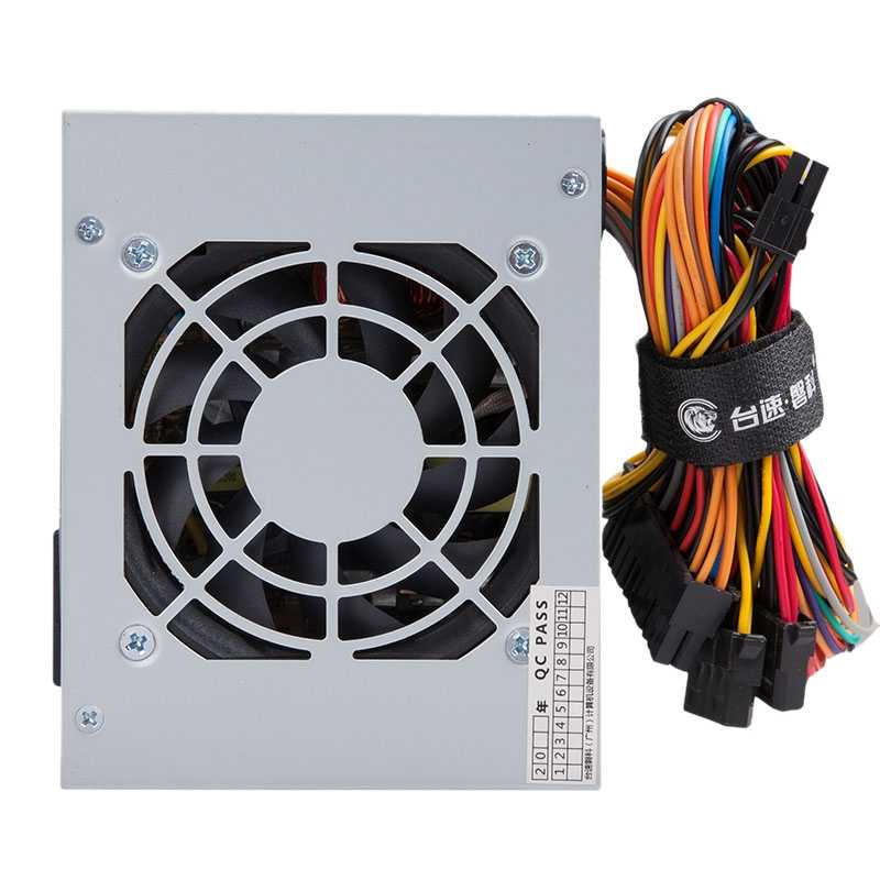 Max 450W Power Supply Komputer PC CPU 12V 20 + 4Pin 80Mm Silent Fan ATX PC PCIE dengan Sata Power Switch untuk Intel Amd Komputer Kami