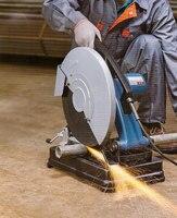 Electric Saw 1800w Cut Off Saw 355mm Metal Cutting Machine 14 Electric Cut Off Machine Chop