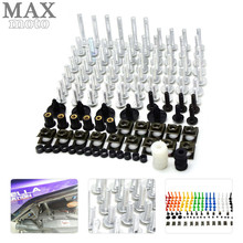 Motorcycle Scooters Fairing Body Work Bolts Nuts Spire Speed Fastener Clips Screw for yamaha TMax500 tmax 500 TMax530 2009 2011