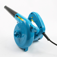 350w 220V High Efficiency Electric Air Blower for Cleaning computer Vacuum Cleaner Blowing/Dust collecting 2 in 1 LUBAN