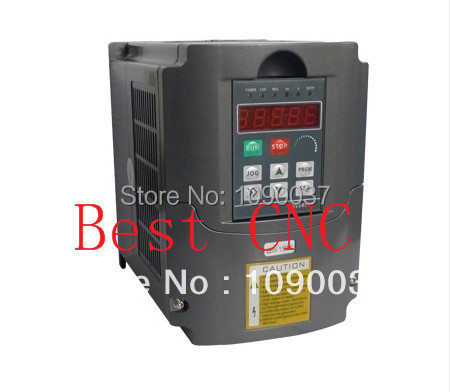 Variable Frequency Drive VFD Inverter 1.5KW 2HP 220V 7A 1.5kw inverter