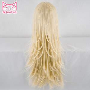 Image 4 - 【AniHut】Rachel Gardner Wig Angels of Death Cosplay Wig  Synthetic Blonde Hair Ray Cosplay