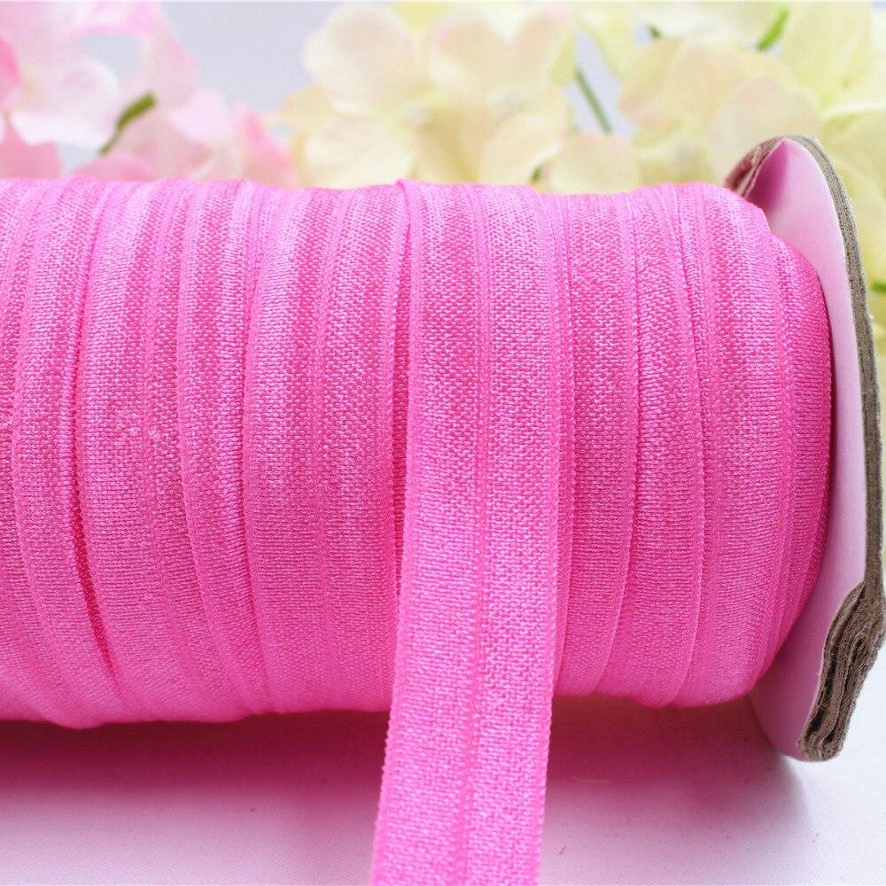 ᐂ1653062, 16MM Solid color Elasticity ribbon , 5 yards DIY handmade ...