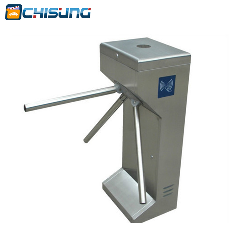 tripod turnstile door/gate access control system full tripod turnstile three armed rotating security gate operater for access control system