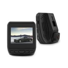 """Veicolo DAB211 Ambarella A12 Dash Cam FULL HD 1440 p 30fps Macchina Fotografica Dell'automobile DVR 2.3 """"LCD Video Recorder G -sensore di ADAS GPS Opzionale H35"""