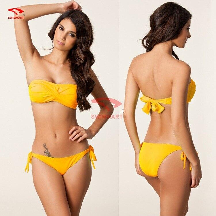 SWIMMART New Hot Push Up Bikini Լողազգեստներ - Սպորտային հագուստ և աքսեսուարներ - Լուսանկար 6