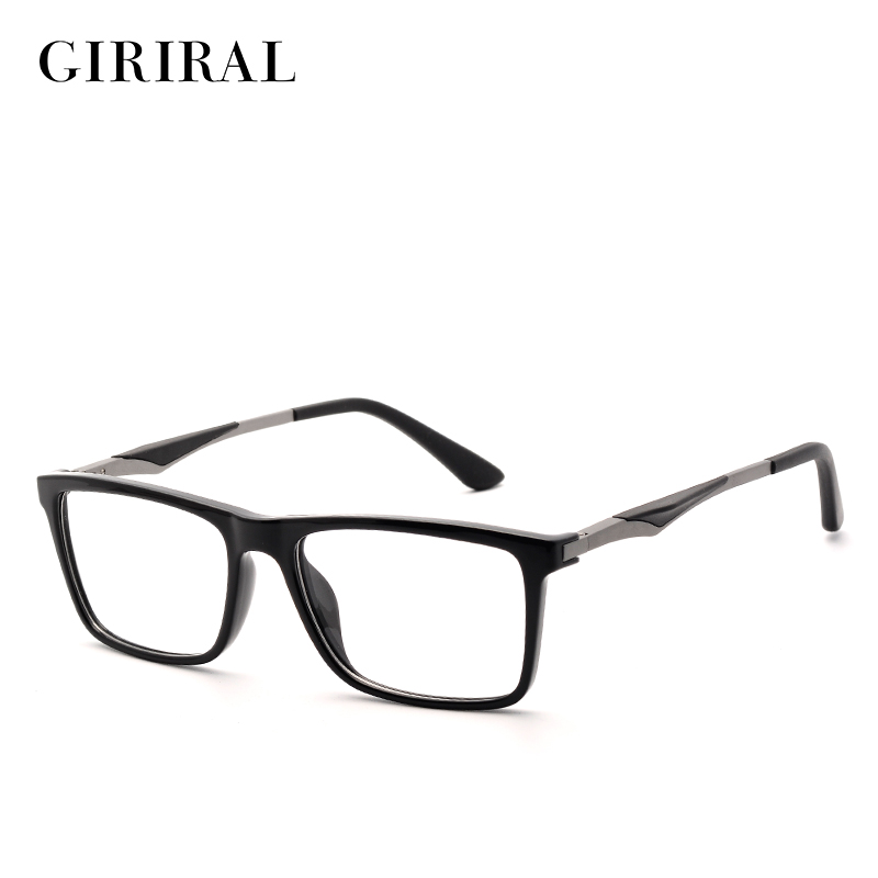 tr90 men glasses frame vintage optical brand myopia designer clear eyeglasses frame yx0140china