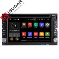 Isudar Car Multimedia Player GPS Android 7.1.1 2 Din For Nissan/TIIDA/QASHQAIX TRAIL Radio Tire Pressure Monitoring System OBD2