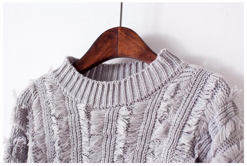 tassel sweater 09