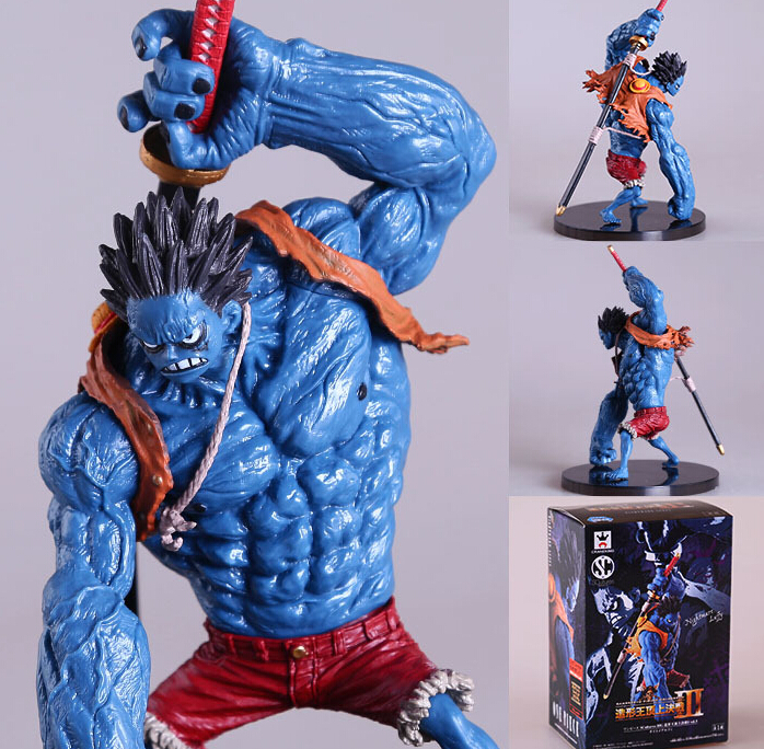 Tobyfancy One Piece Action Figures Nightmare Luffy SCultures Big Onepiece Anime Figurine Doll 13CM