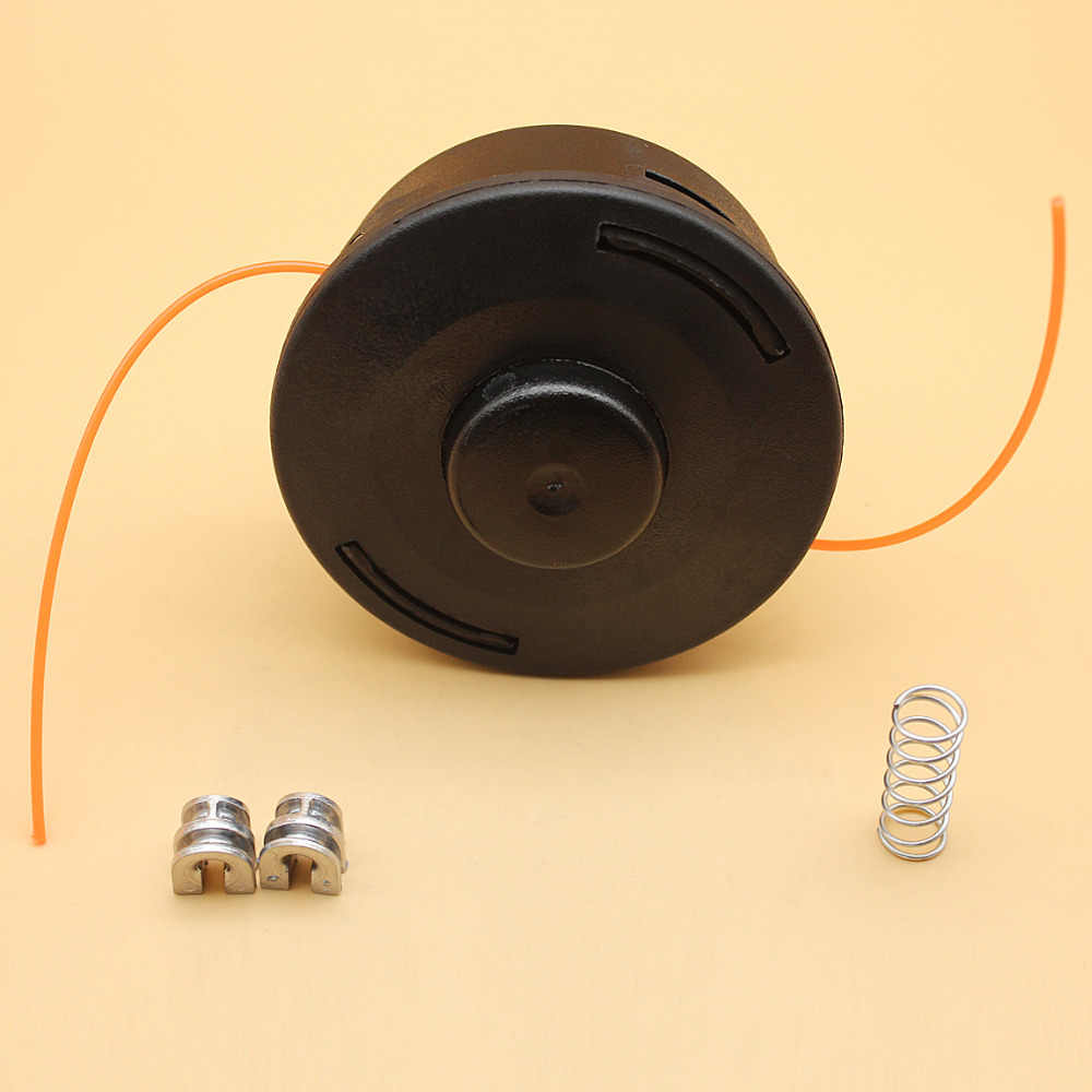 Trimmer Head Spring Eyelet Sleeve Kit For STIHL FS44 FS55 FS70 FS80 FS85  FS90 FS100 FS110 FS120 FS130 FS200 Trimmer Parts