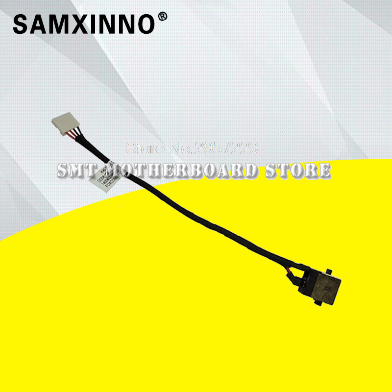 Candid Original Laptop Ac Dc Power Jack Connector Dc In Cable Wire Socket For Asus S46c K46 K46c K46cm E46c A46c K46cb 14004-00960000 Keep You Fit All The Time Back To Search Resultscomputer & Office