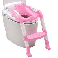 Baby Foldable Potty Training Toilet Seat Kids Toilet Seat Protable Travel Potty Chair Kid Anti Skid