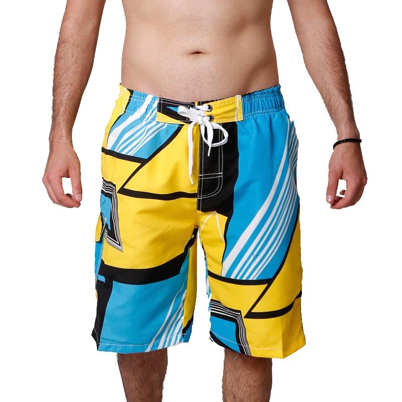 2018 Summer Hot Men Beach Shorts Quick Dry Printing Designer Mens Board Shorts M-5XL