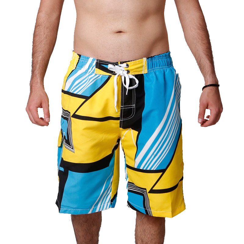2019 Summer Hot Men Beach Shorts Quick Dry Printing Designer Mens Board Shorts M-5XL