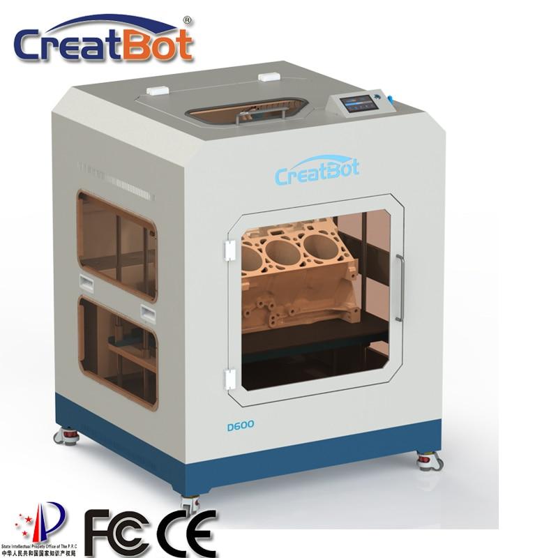 Creatbot kerangka logam tertutup penuh sistem ekstrusi drag rantai - Elektronik kantor - Foto 2