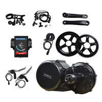 36V 500W Bafang 8Fun BBS BBS02 BBS02B Mid Drive Motor Conversion Kits For Electric Bike Middle