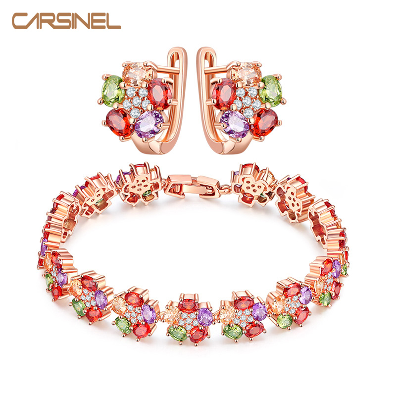CARSINEL Top Rose Gold...