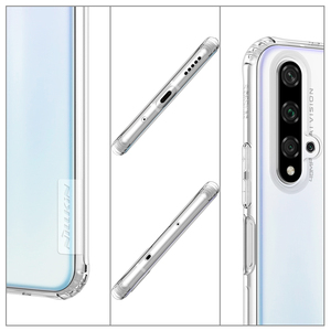 Image 2 - TPU Case for Huawei Honor 20 Pro 20S Nova 5T Casing Nillkin Nature Clear Soft Silicon Soft Cover Huawei Honor 20 Case