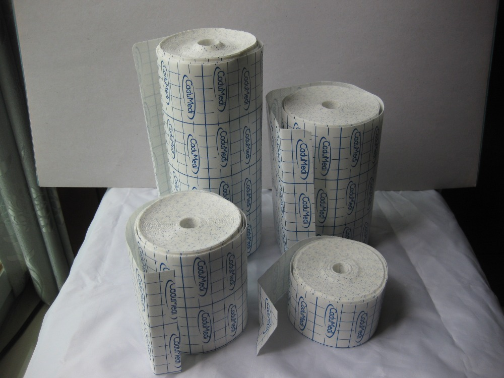 10rolls 10cm*10m Disposable surgical wound care dressings bandage tape medical tape plas ...