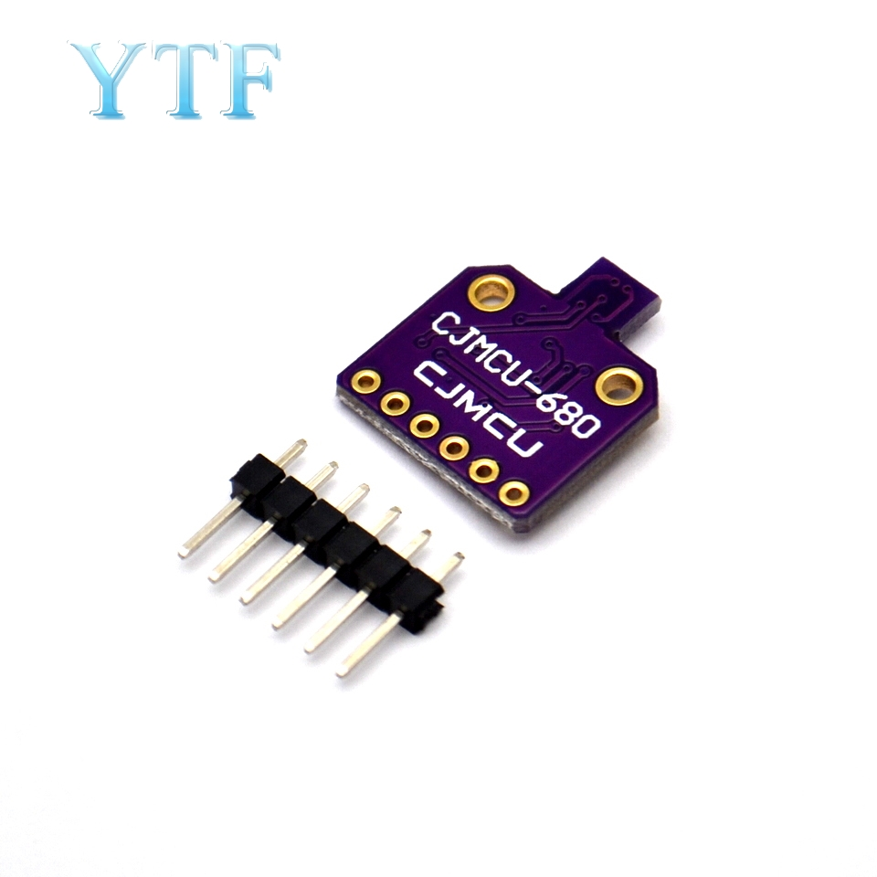 BME680 Digital Temperature Humidity Pressure Sensor CJMCU-680 High Altitude Sensor Module Development Board