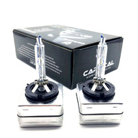 2 X D1S Genuine CARACAL XENON BULB REPLACEMENT FOR PHILIPS GE 4300K Compatible 85122 66040 66240