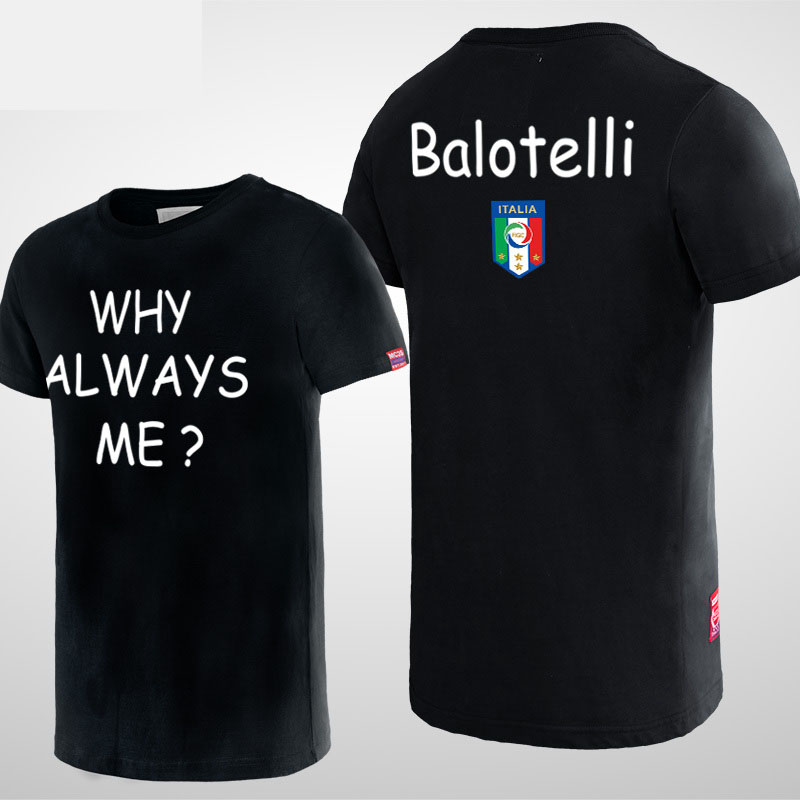 Sportsman Tee Summer Short Sleeve High Quality 100% Cotton T Shirts Mens Why Always Me Printing T Shirts Youth Black M
