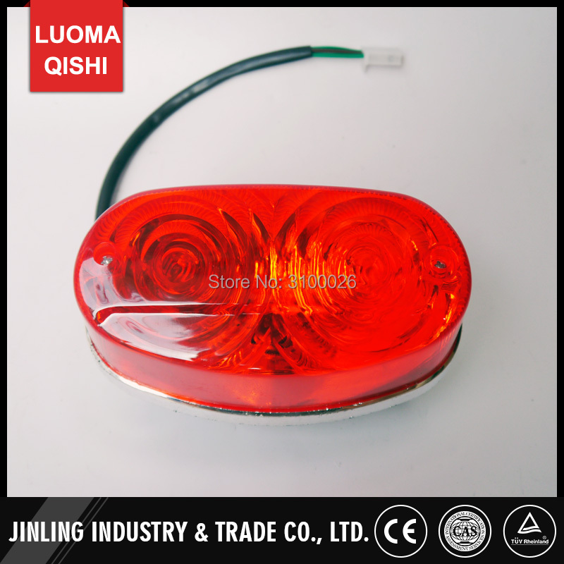 Orderly Tail Light Of 110cc 125cc 150cc 250cc Atv Qud Bike Jla-11-08 Jla-12-08 Jla-13-08 Jla-21e Jla-21b Parts Factories And Mines Atv,rv,boat & Other Vehicle