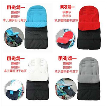 1pc/lot Winter Autumn Baby Infant Warm Sleeping Bag Baby Stroller Sleeping Bag Waterproof 1