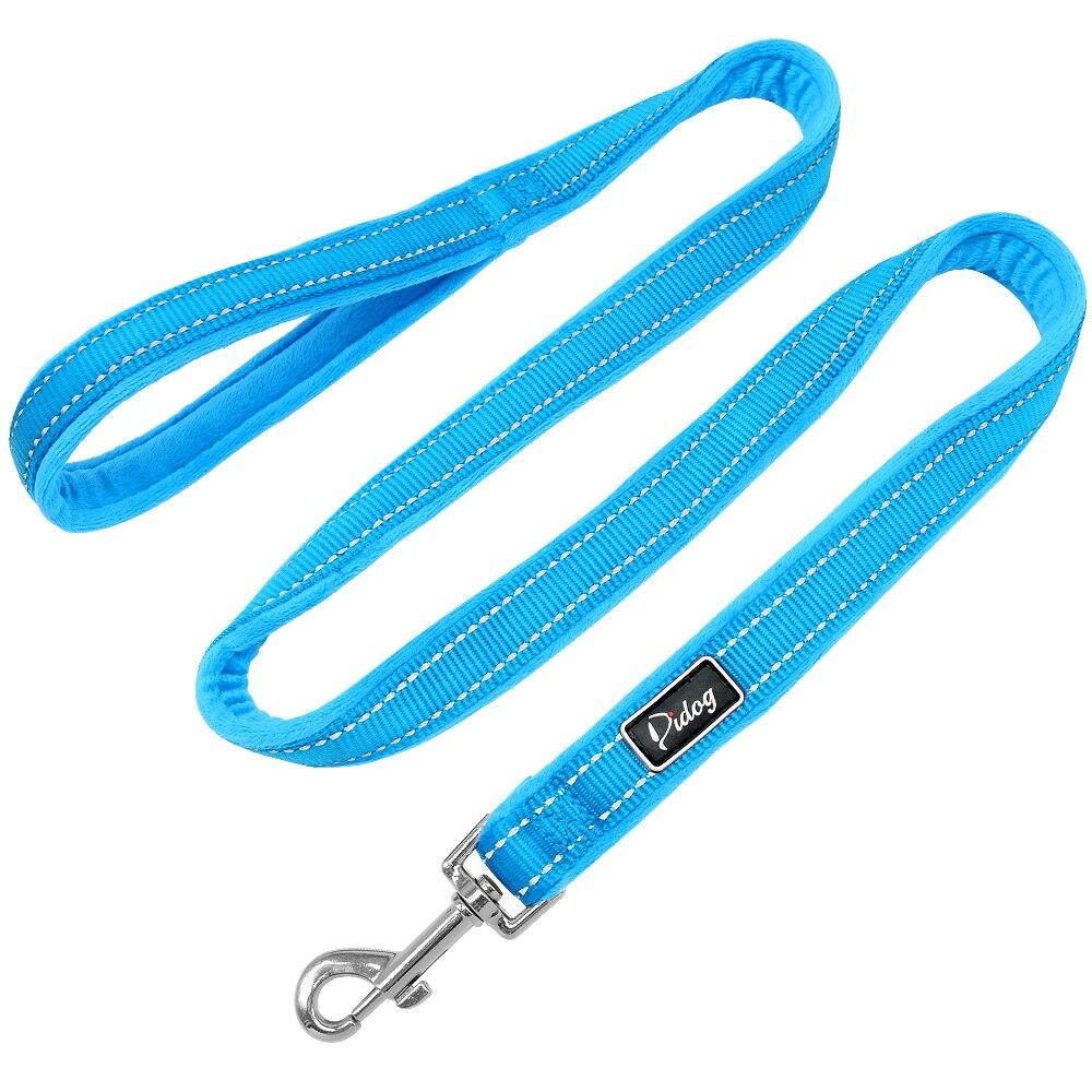 HTB1QXWkKv1TBuNjy0Fjq6yjyXXam - Halsband hond met naam en telefoonnummer nylonmet riem