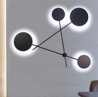 Lindsey adelman современный настенный светильник лампа Гостиная Бар спальня настенный светильник