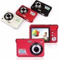 "HD 1080*720P Mini  Anti-shake Video Camcorder 18MP Photo Camera 8x Zoom Digital Camera 2.7"" COMS Video Recoding 3 Colors"