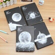 Licht Und Schatten Hardcover Farbe Seiten Notebook Tagebuch Buch Vintage Planer Schule Büromaterial Geschenk