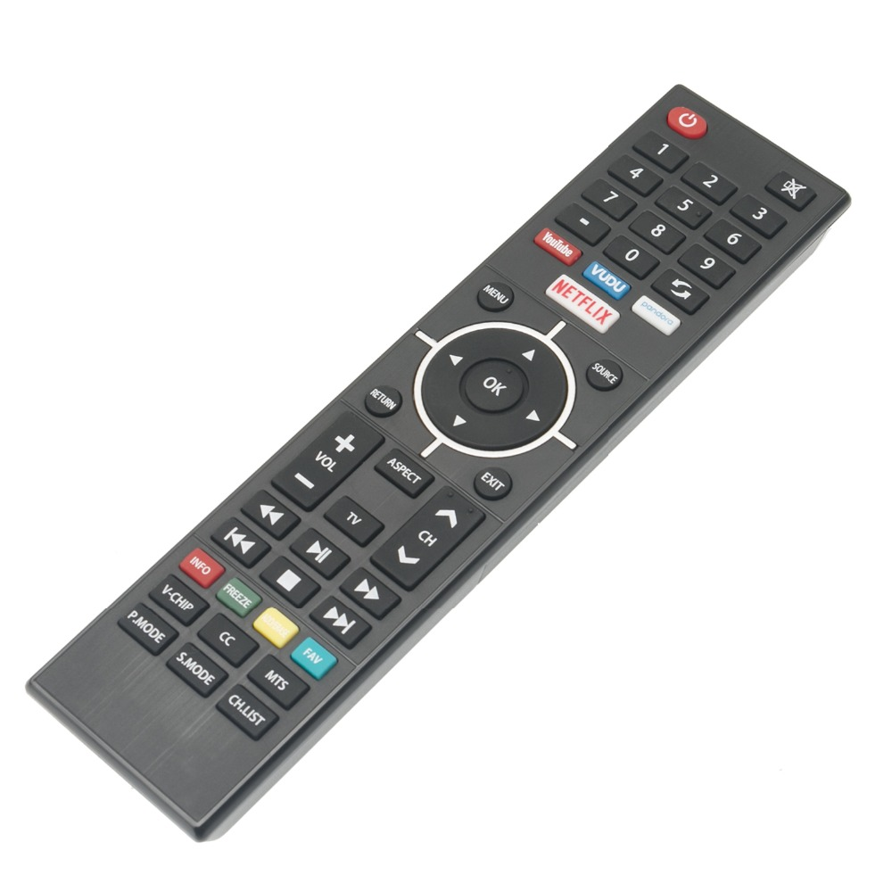 US $12 99 |New Remote Control fit for Bolva 4K UHD TV 40BL00H7 49BL00H7  50BL00H7 55BL00H7 65BL00H7-in Remote Controls from Consumer Electronics on