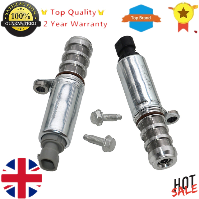 exhaust camshaft position actuator solenoid location