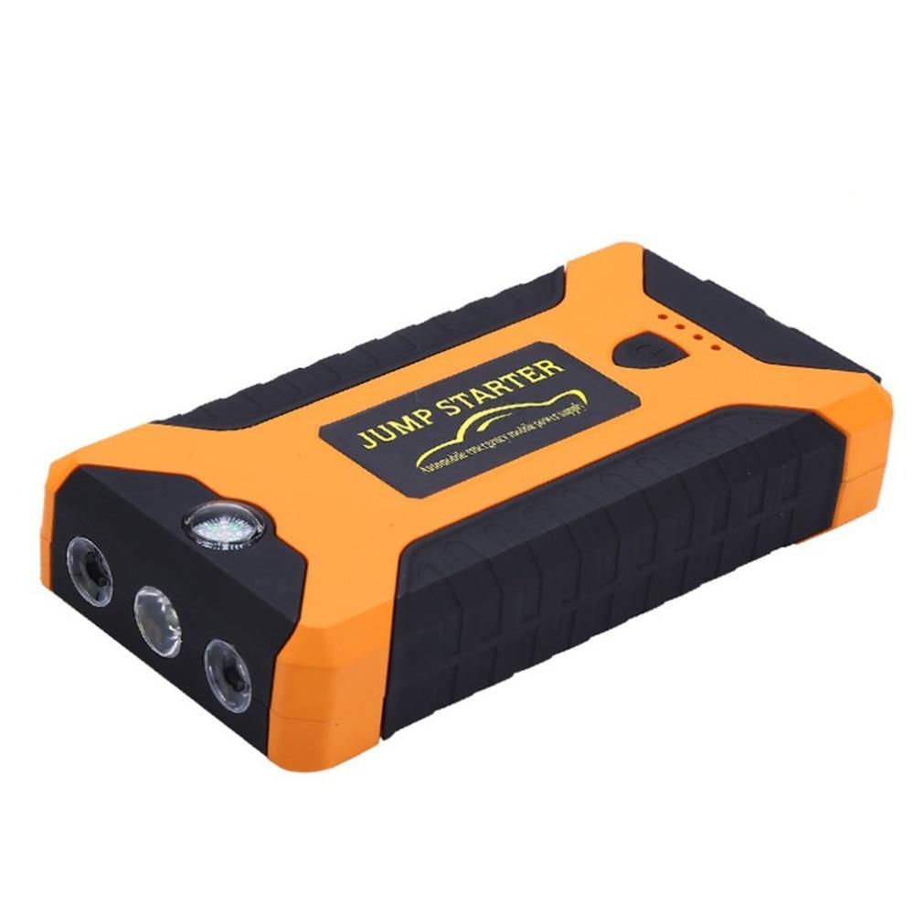 22000mAh Multifunction Jump Starter Battery Emergency Auto Power Supply 12V LCD Digital  ...