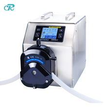 цена на High Accuracy Dispensing Metering Peristaltic Pump With Stainless Steel Housing Drive